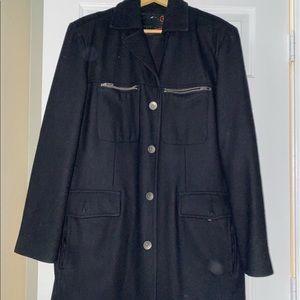 Men's Guess Woven Coat